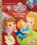 Two Princess and a Baby book