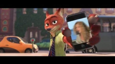 """Zootropolis - Shakira """"Try Everything"""" Music Video Tease - OFFICIAL Disney HD"""