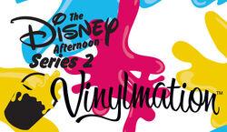 Vinylmation Disney Afternoon Series 2 Logo