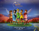 Tinker Bell Tesoro Perdido