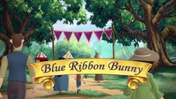Blue Ribbon Bunny titlecard