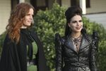 Once Upon a Time - 6x06 - Dark Waters - Photgraphy - Zelena and Evil Queen
