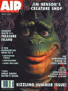 Airbrush Action Magazine - August 1994