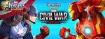 Avengers Academy Civil War Event