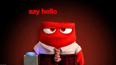 "Inside Out - Spot ""Say Hello to Anger"""