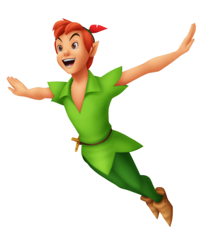 File:Peter Pan in Kingdom Hearts.png