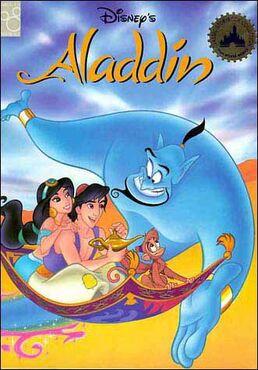 Aladdin classic storybook