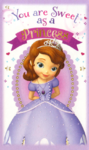 Sofia the first valentine 2
