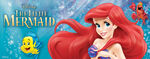 The Little Mermaid Toys r us banner