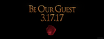 Be Our Guest 3.17.17