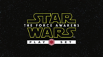 The Force Awakens Playset Logo