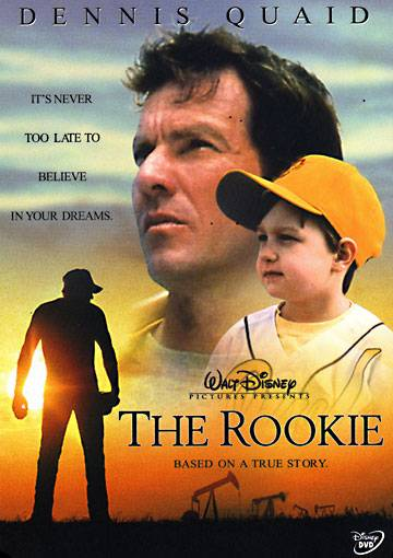 「The Rookie」の画像検索結果