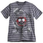 Disney store 2014 animal striped t-shirt