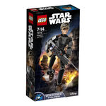 Jyn Erso Buildable LEGO Figure