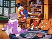 Ducktales Time Travel Bubba Movie