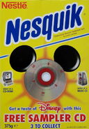 1999-Nesquick-Disney-CD-Sampler-front--2-