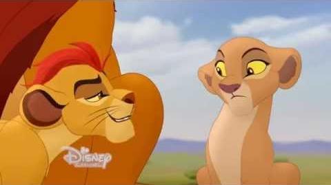 The Lion Guard Clip Kiara's Morning Lesson