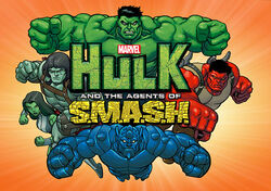 Hulk and agents of smash