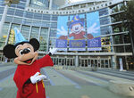 Mickey D23 Expo Convention Center