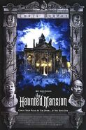 The Haunted Mansion Poster 2