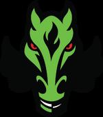 Calgary Flames horse head logo 2.0