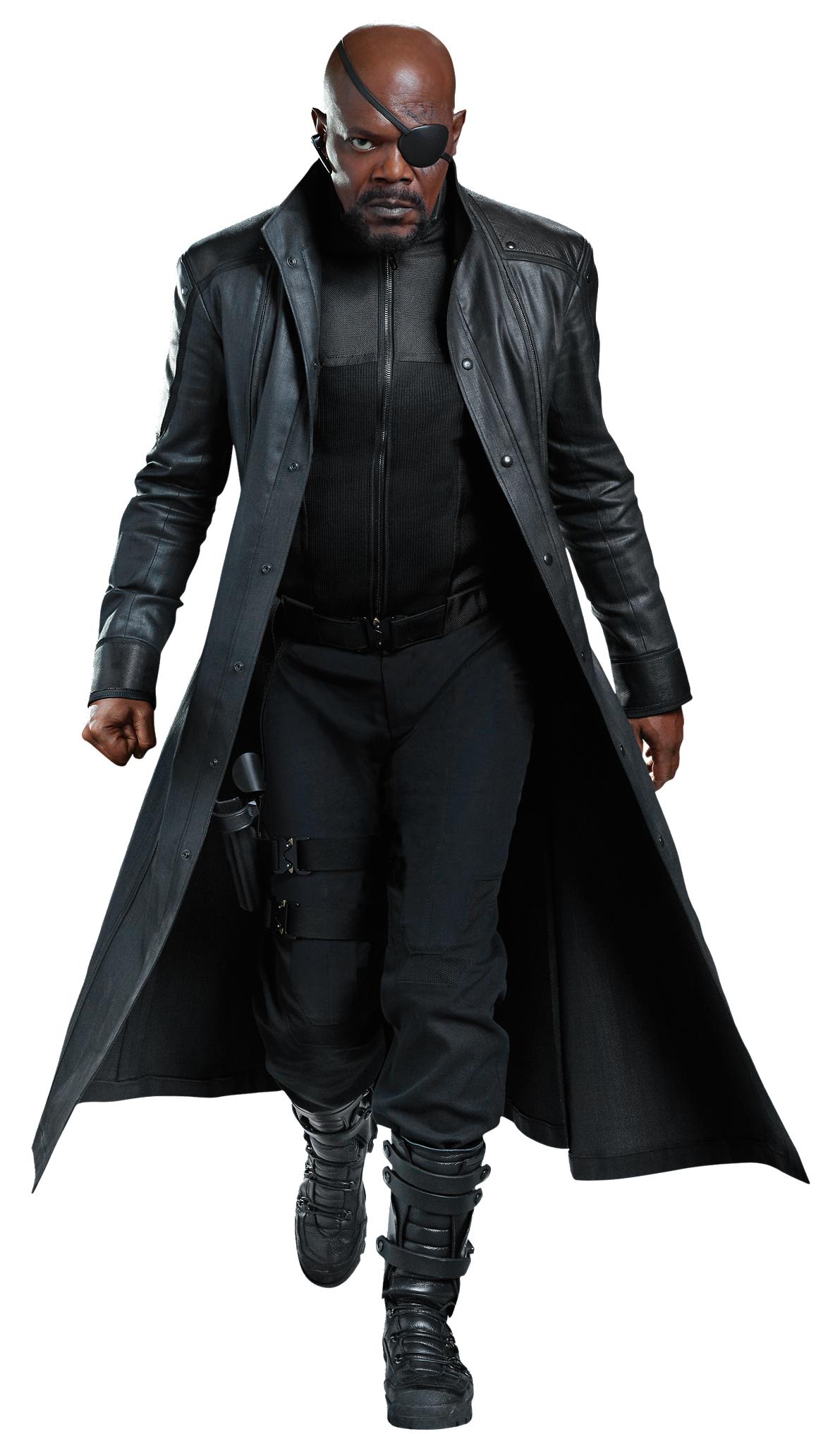 Nick Fury Disney Wiki Fandom Powered By Wikia