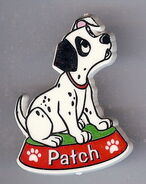 Patch Pin