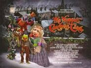 The muppet christmas carol poster