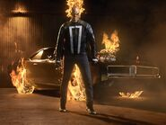 Agents of S.H.I.E.L.D. - Promotional Image - Ghost Rider 2