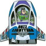 Buzz Lightyear Ship Pin