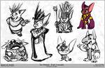 Elena of Avalor - Noblins concept 1
