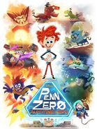 Penn Zero poster