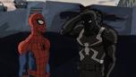 Agent Venom and Spider-Man USM 04