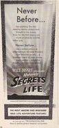 Natures secrets of life movie promo ad