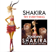 Try Everything Shakira