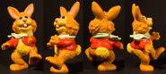 PVCs DisneyParks - Bean Bunny