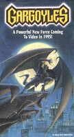 Gargoyles the Movie - 1995 Promotional Print Ad Poster - Front