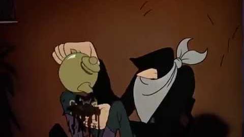 Ichabod Crane - Headless Horseman Song