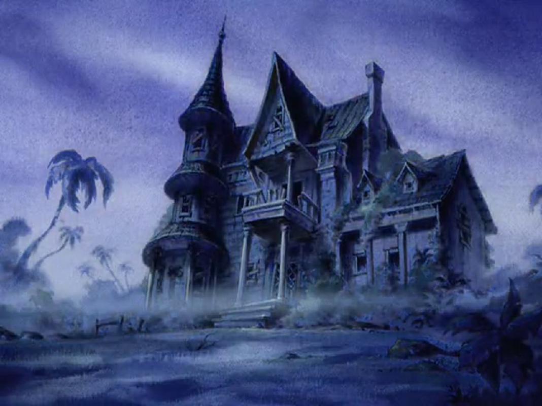 Haunted House | Disney Wiki | FANDOM powered by Wikia