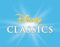 Walt Disney Classics UK DVD BluRay 2014 logo