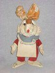 Gund white rabbit doll 640