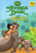 Mowgli and the lost elephant child disney wonderful world of reading hachette partworks
