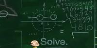 The Math Lesson