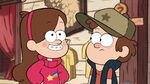 Gravity falls dipper and mabel