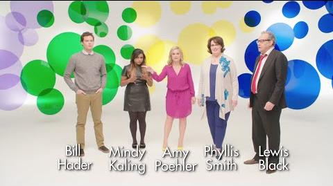 Meet the Inside Out Cast!