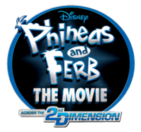 Phineas and Ferb The Movie - Across the 2nd Dimension logo.png