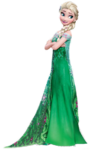 Elsa Frozen Fever Render