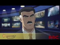 J.Jonah Jameson on Daily Bugle Communications network