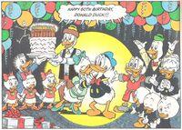 Donald's 60th birthday