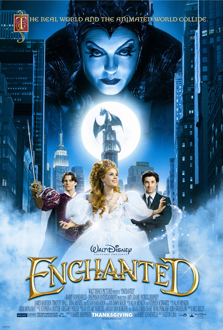 Image result for enchanted poster